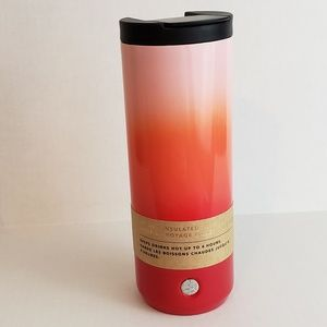Starbucks NWT vacuum insulated tumbler